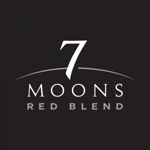 High-Res PNG-7MN Red Blend Logo on Black
