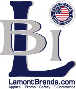 Lamont Brands Logo w Service Disabled Logo